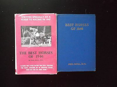 "Timeform ""best Horses Of 1946"" V/g In A Copy Dust Jacket"