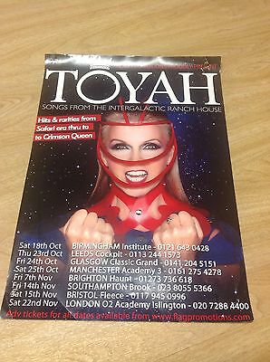 Toyah song from the intergalactic ranch house tour