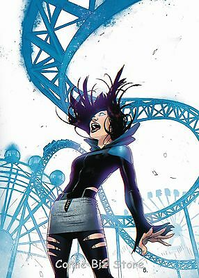 Raven #6 (Of 6) (2017) 1St Printing Bagged & Boarded Dc Comics