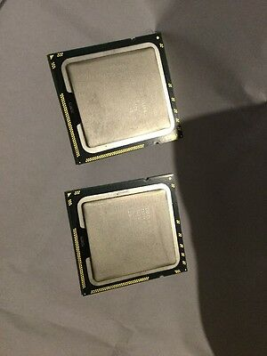 INTEL XEON X5680 3.33GHZ CPU 12MB WESTMERE  LGA1366 130W  for Mac Pro 5,1 PAIR