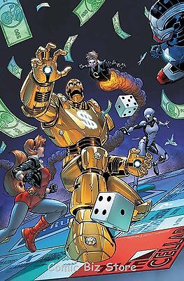 Us Avengers #3 (2017) 1St Printing Bagged & Boarded Marvel Now