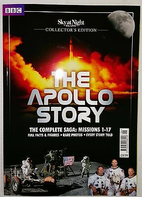 BBC Sky at Night magazine Collector's Edition The Apollo Story Missions 1 -17