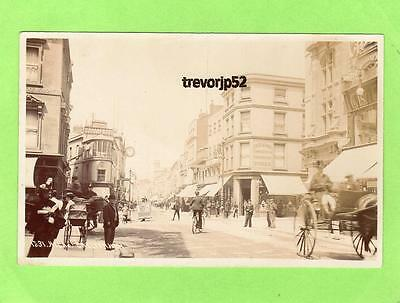 High Street Cheltenham RP pc used 1905 A W & Co Ref A668