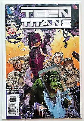 Teen Titans #2 (2014) NM Pfeifer New 52