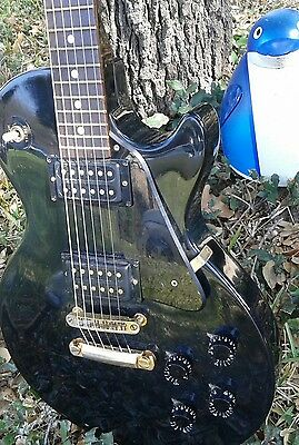 VINTAGE IBANEZ DELUXE 59'er Les Paul Lawsuit 1975 Electric Guitar. CLEAN!
