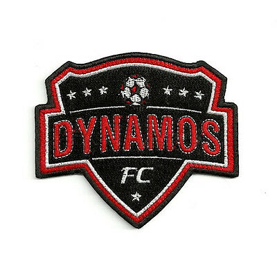 Ecusson DYNAMOS FC Texas football soccer team club Patch Parche Toppa Aufnäher