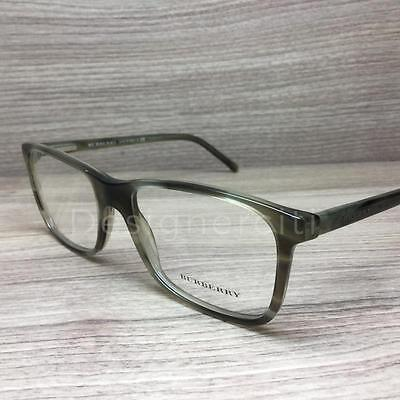1de4ecb7272 NEW BURBERRY BE 2178 Eyeglasses Frames Opal Brown 3487 Authentic ...