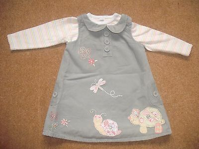 next top and dress age 9-12 months