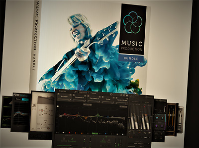 iZotope Music Production Bundle 2 ADVANCED inklusive AIR Xpand2!