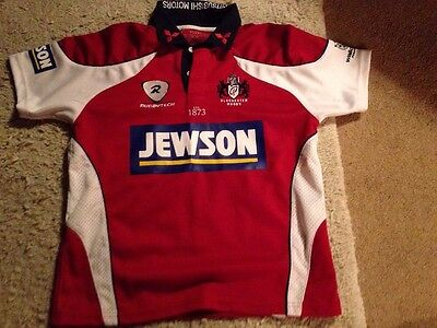 Gloucester Rugby Shirt Large Boys
