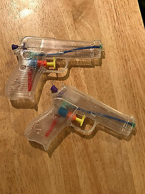 Pair of Small Water Guns