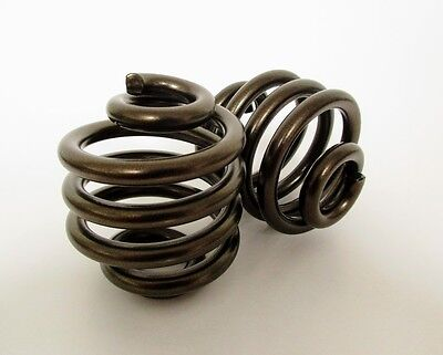 """Solo Seat  Springs 2"""" Heavy Duty Bronze Harley Bobber chopper Triumph Scooter"""