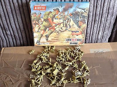 Airfix 8th Army 1st Issue Very Rare Boxed