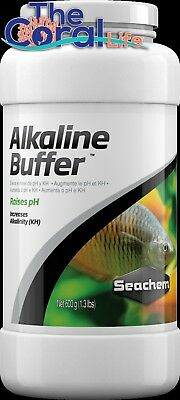 Seachem Alkaline Buffer 600G For Freshwater Aquariums