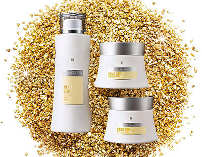 *Beauty* ZEITGARD CARE SYSTEM - NANO GOLD DAILY SET