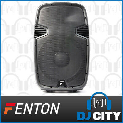 "Fenton QCR1000 15"" Inch Active 1000W Powered Speaker PA DJ Speaker"