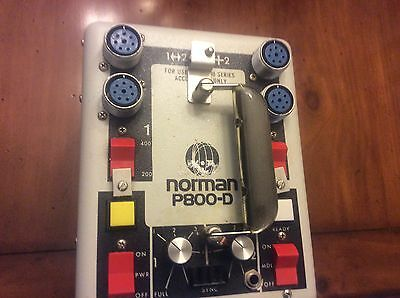 Norman 800 Photography Power Supply