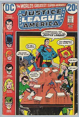 Justice League of America 105 May 1973 VG (4.0)