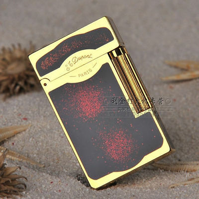 2017New Dupont lighter Bright Sound S.T Memorial in box