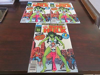 The Savage She-Hulk #1 (Feb 1980, Marvel) NM 9.0 several available