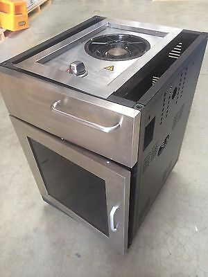 Wok side burner Gas Stand alone Barbeque Cabinet BBQ
