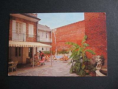 Chateau Motor Hotel 1001 Charters St New Orleans 373