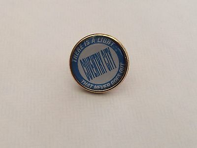 Coventry City There is a light that never goes out badge