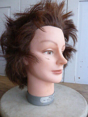 Vintage French female model head - Suzy by Tete D'Etude