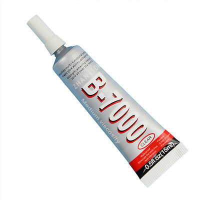15ML Multi-Purpose Glue Adhesive B-7000 For Mobile Phone Universal Repair Glue F