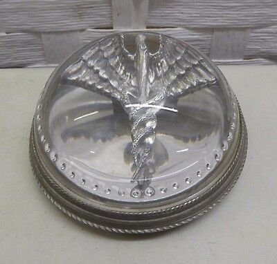 Pewter CADUCEUS PAPERWEIGHT Meadow Mountain Design Desk Jewellery Charles Hill