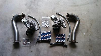 Kit td04 avional plug&play Abarth