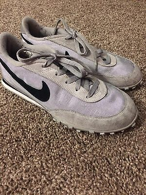 Men's Grey Nike Trainers Size 6