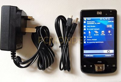 HP iPAQ 214 Enterprise Handheld Win 6.0 624MHz (FB043AA#ABB)