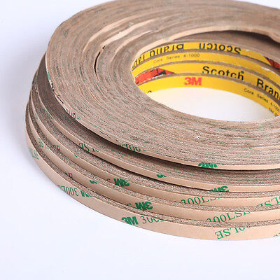 Hot 3M 300LSE Double Sided Adhesive Tape Glue Multi-Purpose Accessories 5 Size