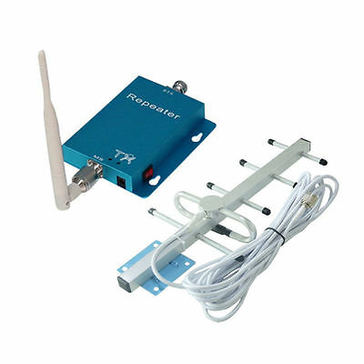 US 3G 4G 850MHz AT&T Verizon mobile phone Signal Booster Repeater Yagi Antennas