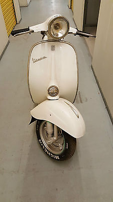 Piaggio Vespa Original Project Super Sprint Rare Ss50