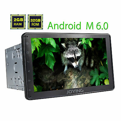 """US 10.1"""" 2Din Android5.1 Car radio stereo Quad Core GPS Navi BT WIFI 4G spotify"""