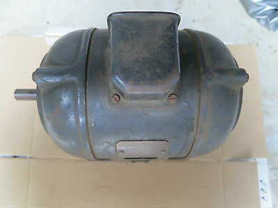 6 pole 3 phase electric motor 1/2HP 0.5HP