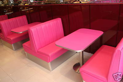 bench seating booth diner kitchen restaurant cafe seat