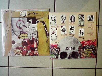 """Frank Zappa & Mothers – """" Uncle Meat """" (1969) 2-LP Reissue 2013 ss"""