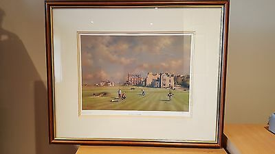 St Andrews Limited Edition Print
