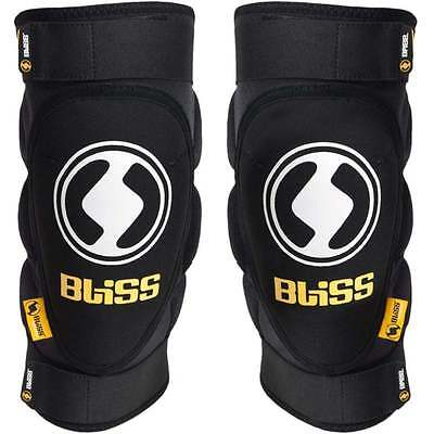 30% OFF! BLISS CLASSIC KNEE PROTECTION Sz S M L PAIR PROTECT PADS BIKE CYCLING