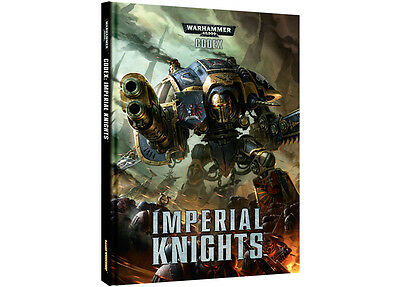 (Old) Codex Imperial Knights - Warhammer 40,000 - Hardcover - Games Workshop