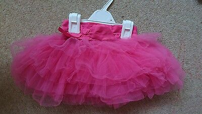 Baby girl 12-18 tutu skirt pink Next