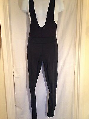 Men's Shimano Performance thermal cycling padded bib tights. size XXL. BNWOT.