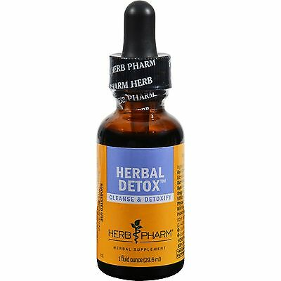 Herb Pharm Red Clover Stillingia Compound Liquid Herbal Extract - 1 fl oz