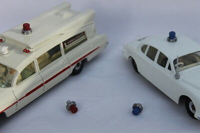 Dinky Roof Beacon for Police, Fire & Ambulance Vehicles (Reproduction)