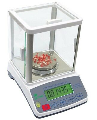 Capacity 200g / Readability 0.001g Laboratory Balance Tree HRB203 1mg Analytical