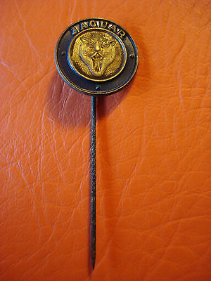 Antique JAGUAR Pin badge ORIGINAL RARE