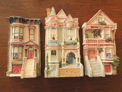 Michael's Victorian House Wall Plaster by BRIAN BAKER 1987 lot #1541 1545 1549